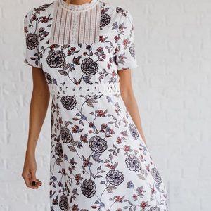 Dresses - Floral Dress. NEW!